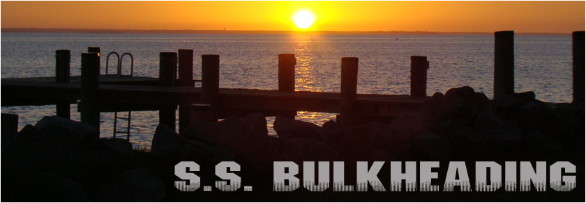 S.S. Bulkheading LLC Marine Construction from Marine Contractors Forked River