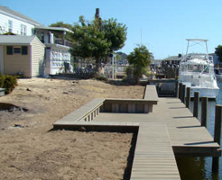 Retaining Walls-Bulkhead in Toms River, NJ